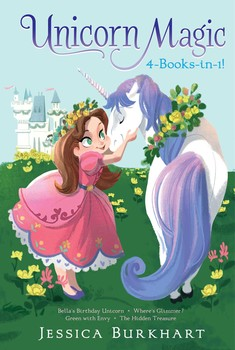 Unicorn Magic 4-Books-in-1!