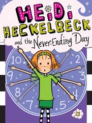 Heidi heckelbeck and the never ending day 9781481495240