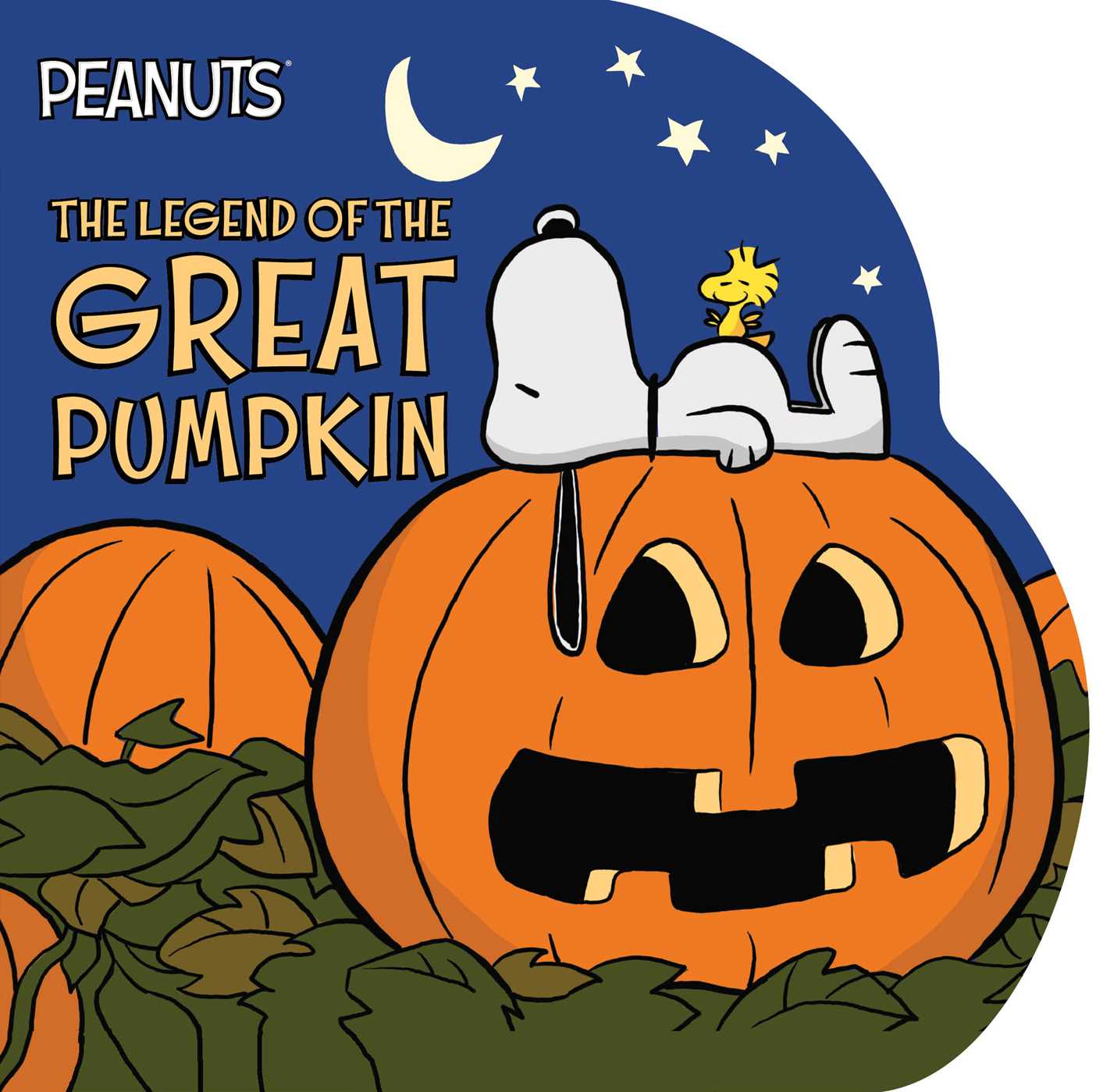 The legend of the great pumpkin 9781481496285 hr