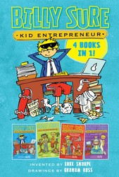 Billy Sure Kid Entrepreneur 4 Books in 1!