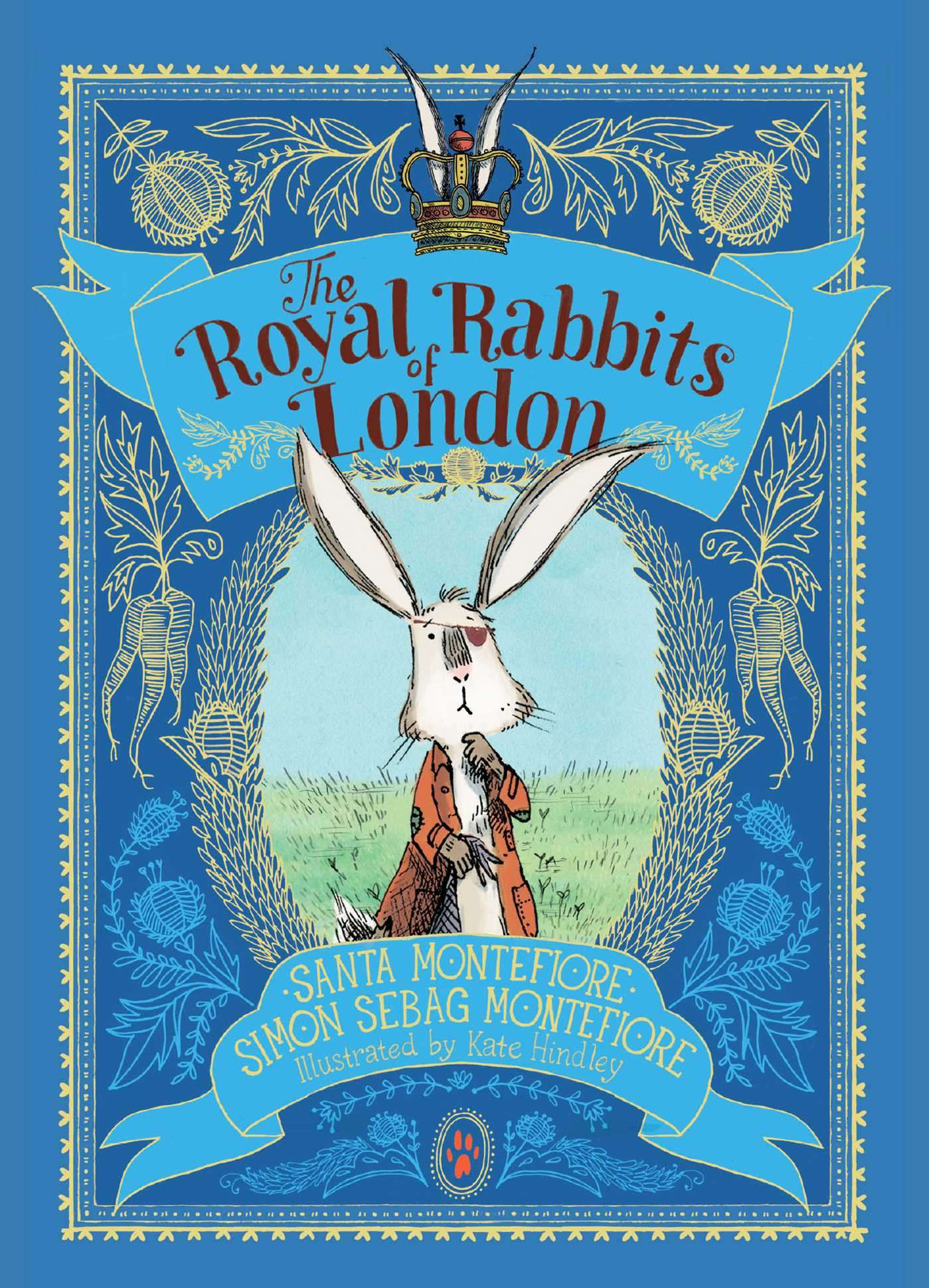 The royal rabbits of london 9781481498609 hr