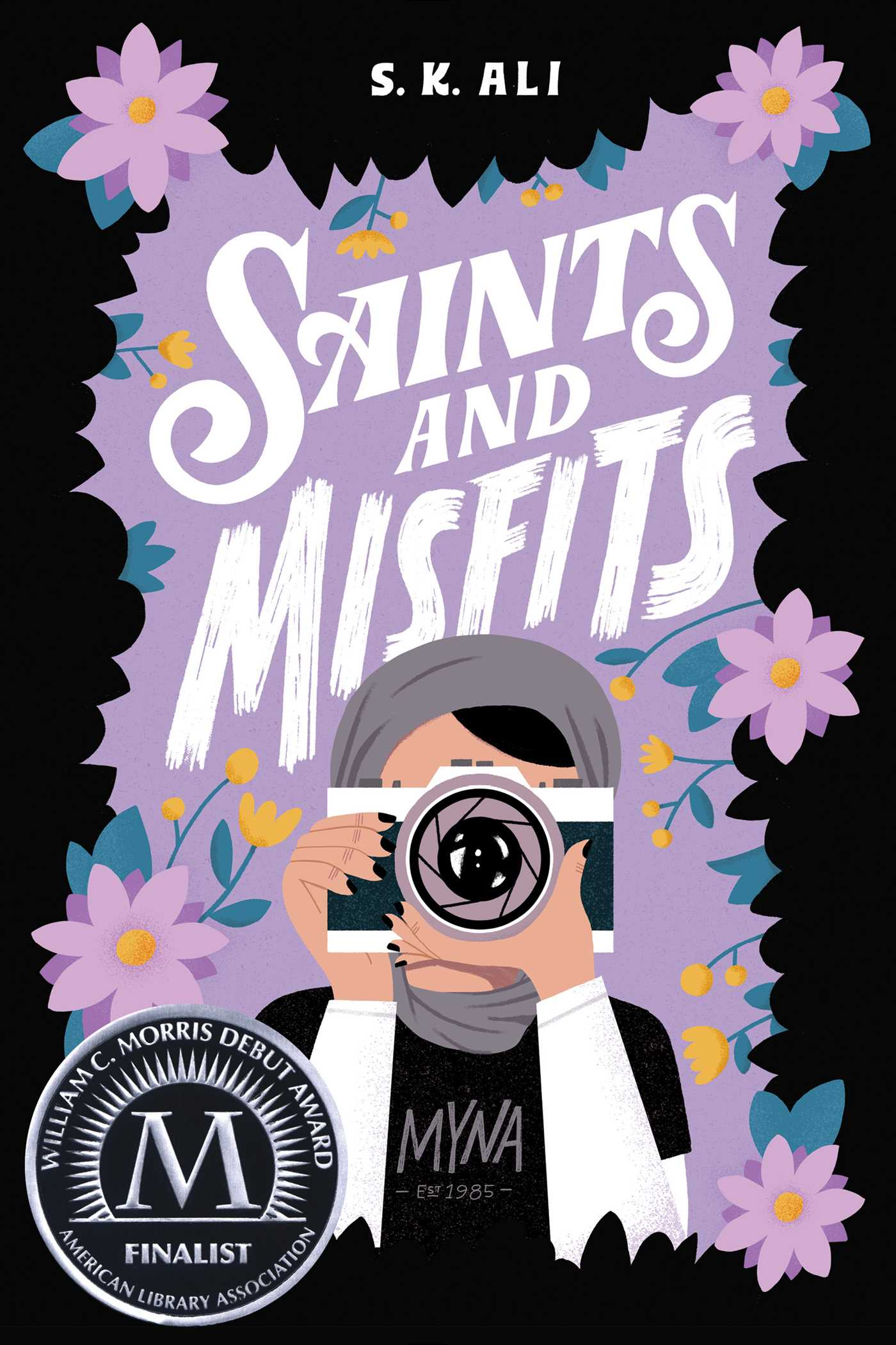 Saints and misfits 9781481499262 hr