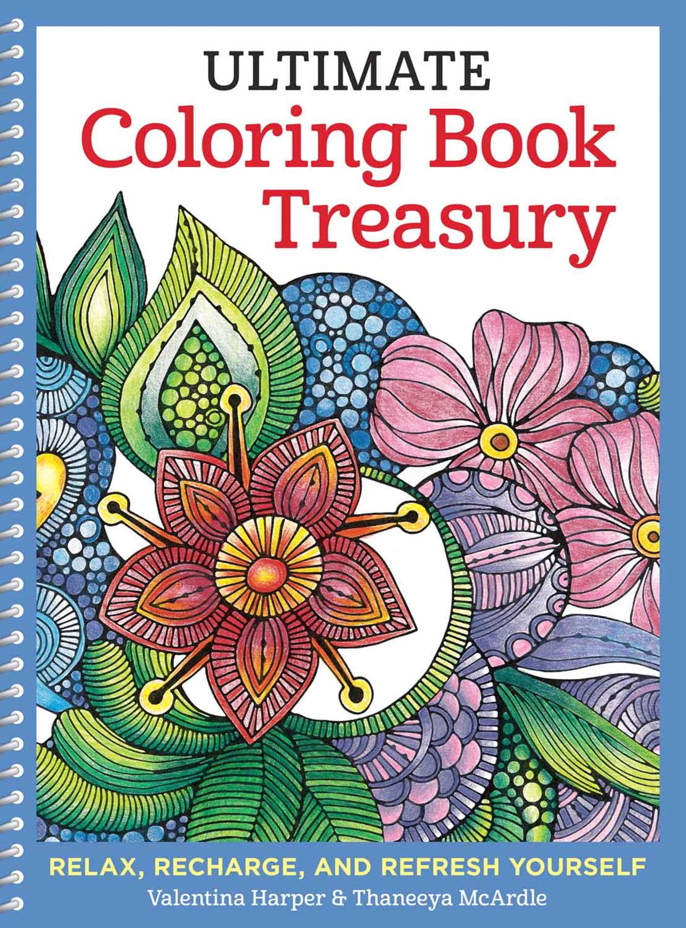 Colourtation anti stress colouring book for adults volume 1 - Colourtation Anti Stress Colouring Book For Adults Volume 1