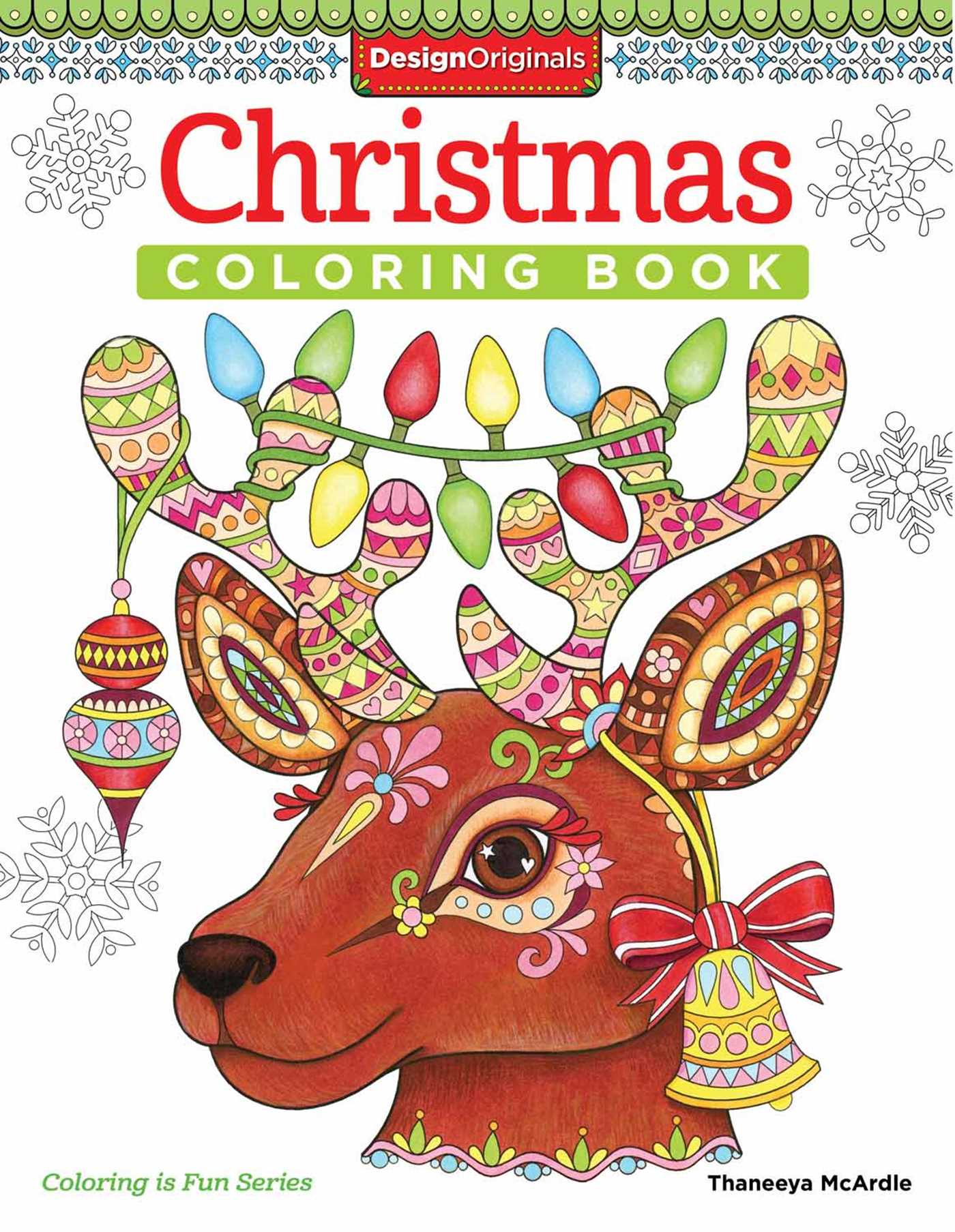 book cover image jpg christmas coloring book