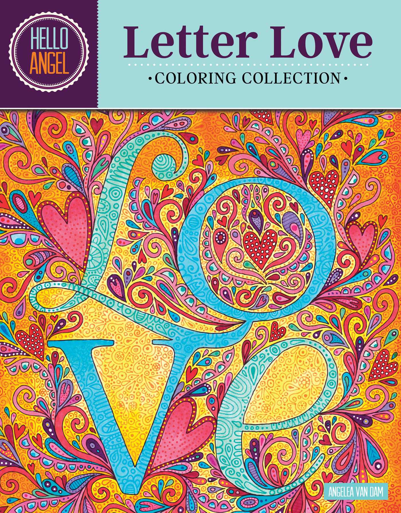 Book Cover Image Jpg Hello Angel Letter Love Coloring Collection