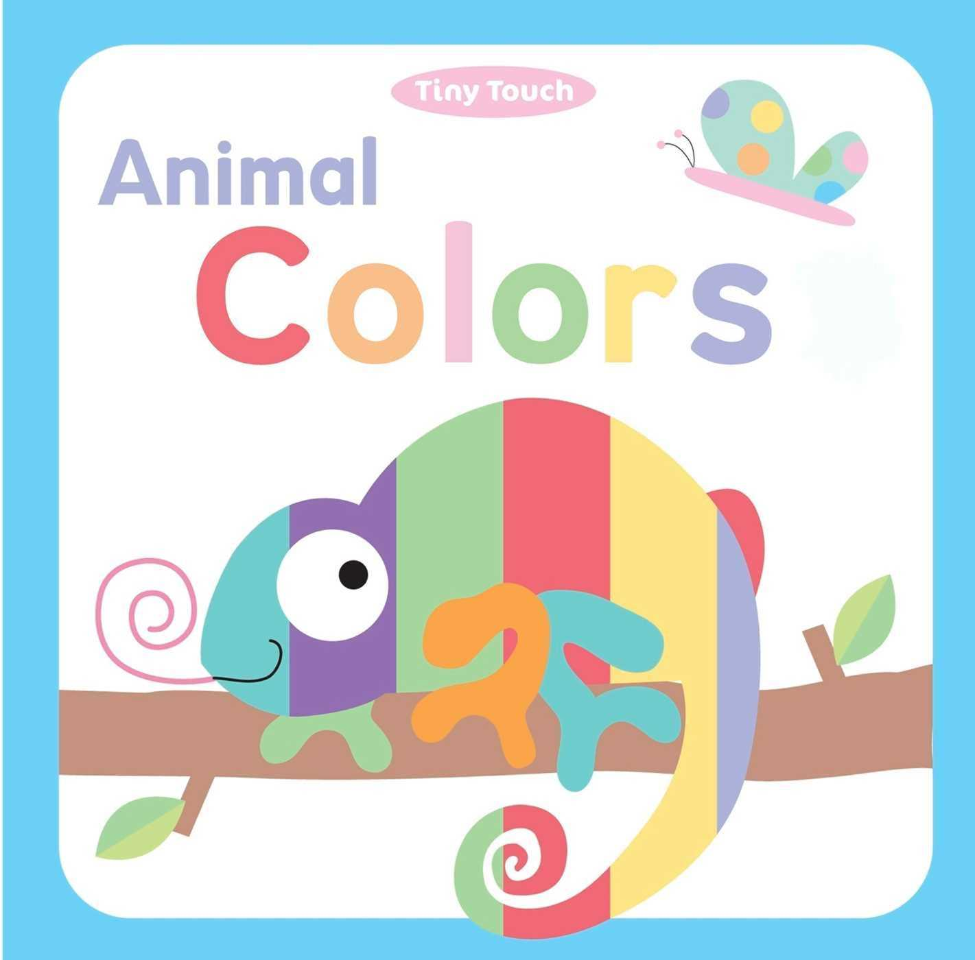 Animal Colors | Book by Little Bee Books, Max and Sid | Official ...