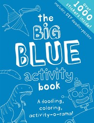 The Big Blue Activity Book