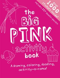 The Big Pink Activity Book