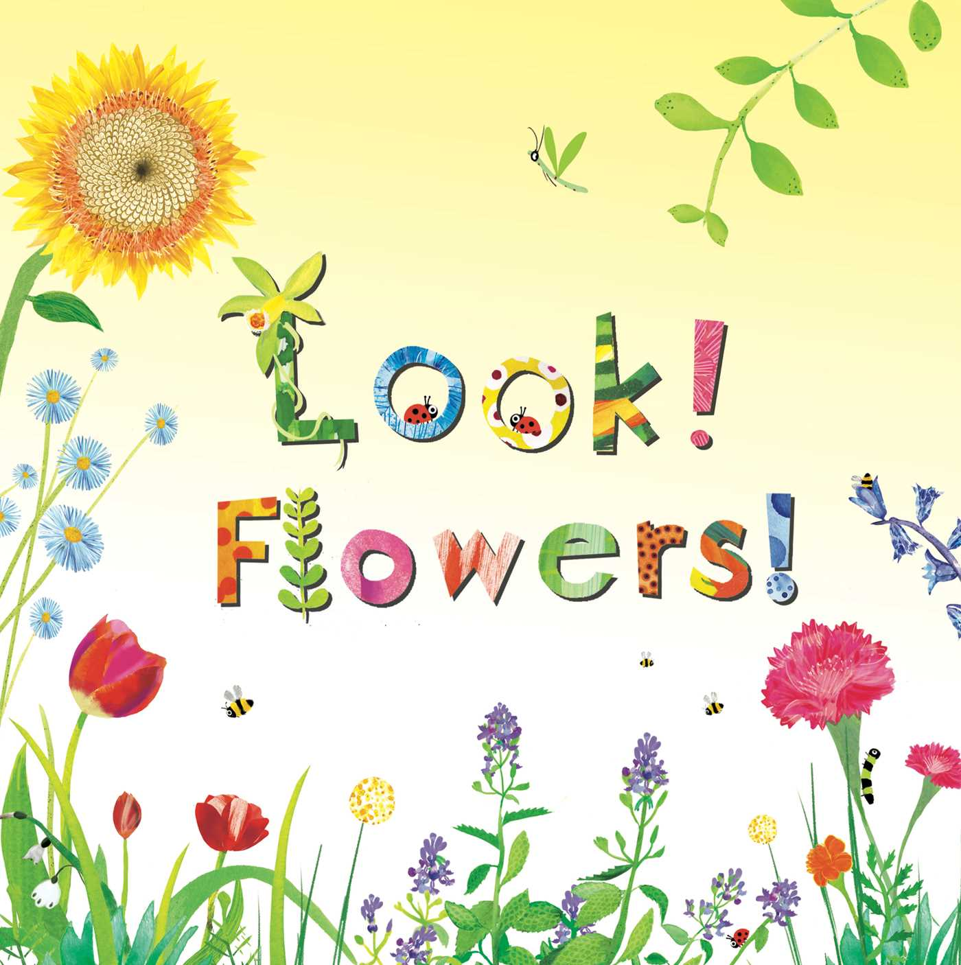 Book Cover Flower : Look flowers book by stephanie calmenson puy pinillos