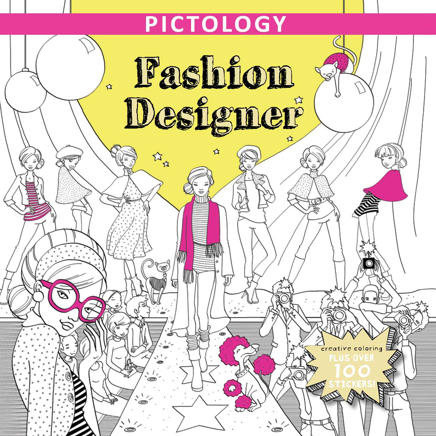 Fashion Designer Book By Little Bee Books Yasuko