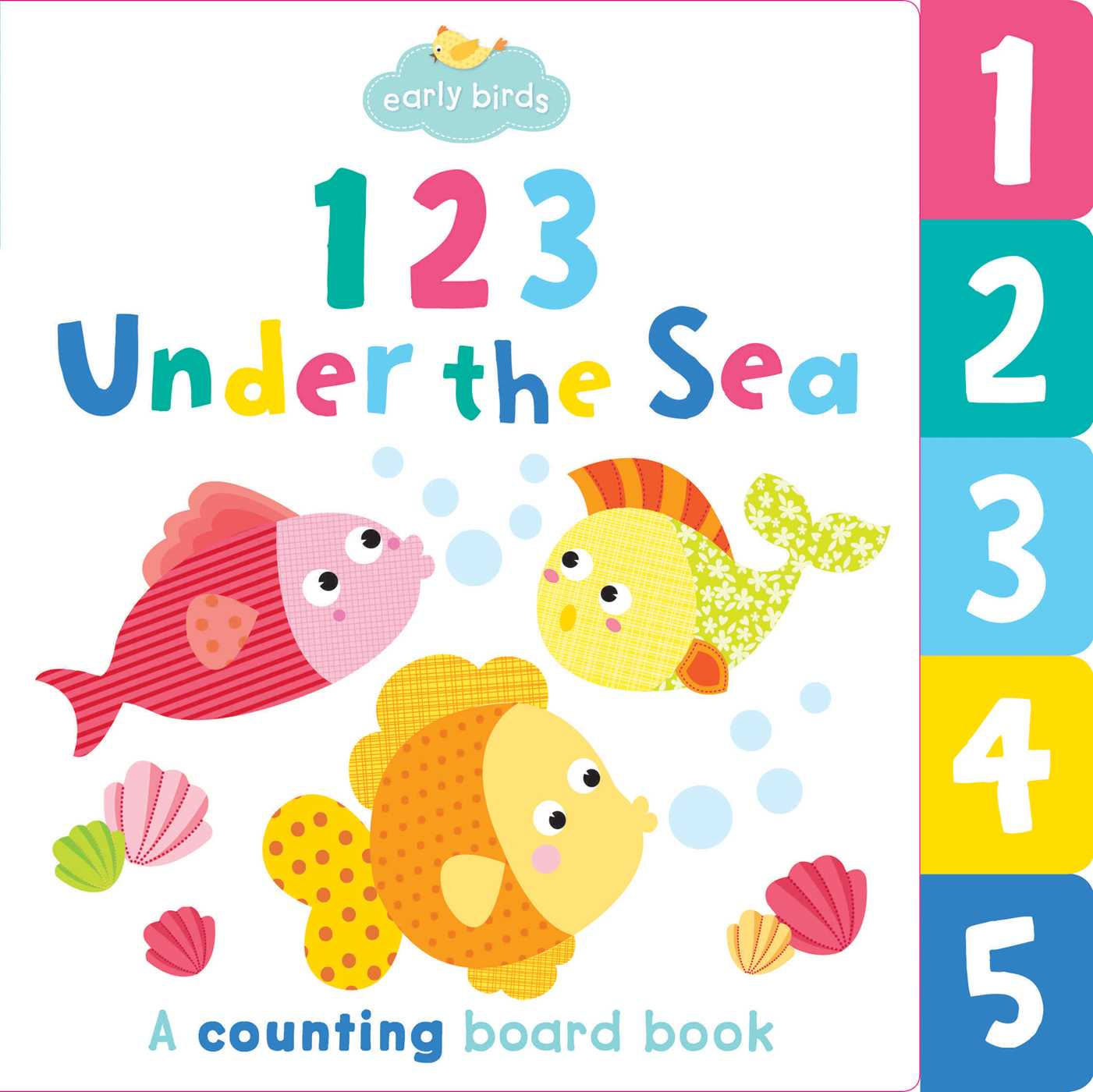 123 under the sea book by martina hogan official for Fish children s book