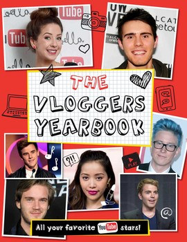 The Vloggers Yearbook | Book by Little Bee Books | Official ...