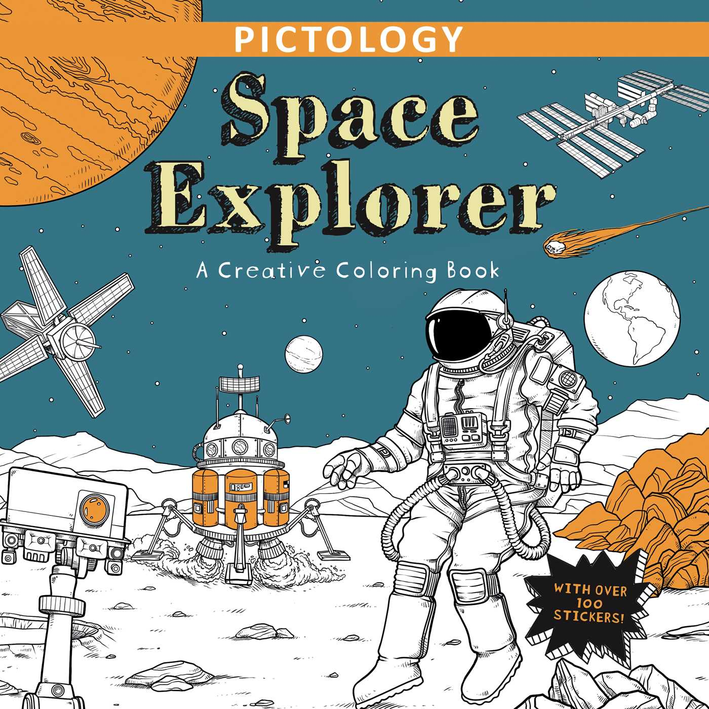 Book Cover Image Jpg Space Explorer