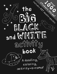 The Big Black and White Activity Book