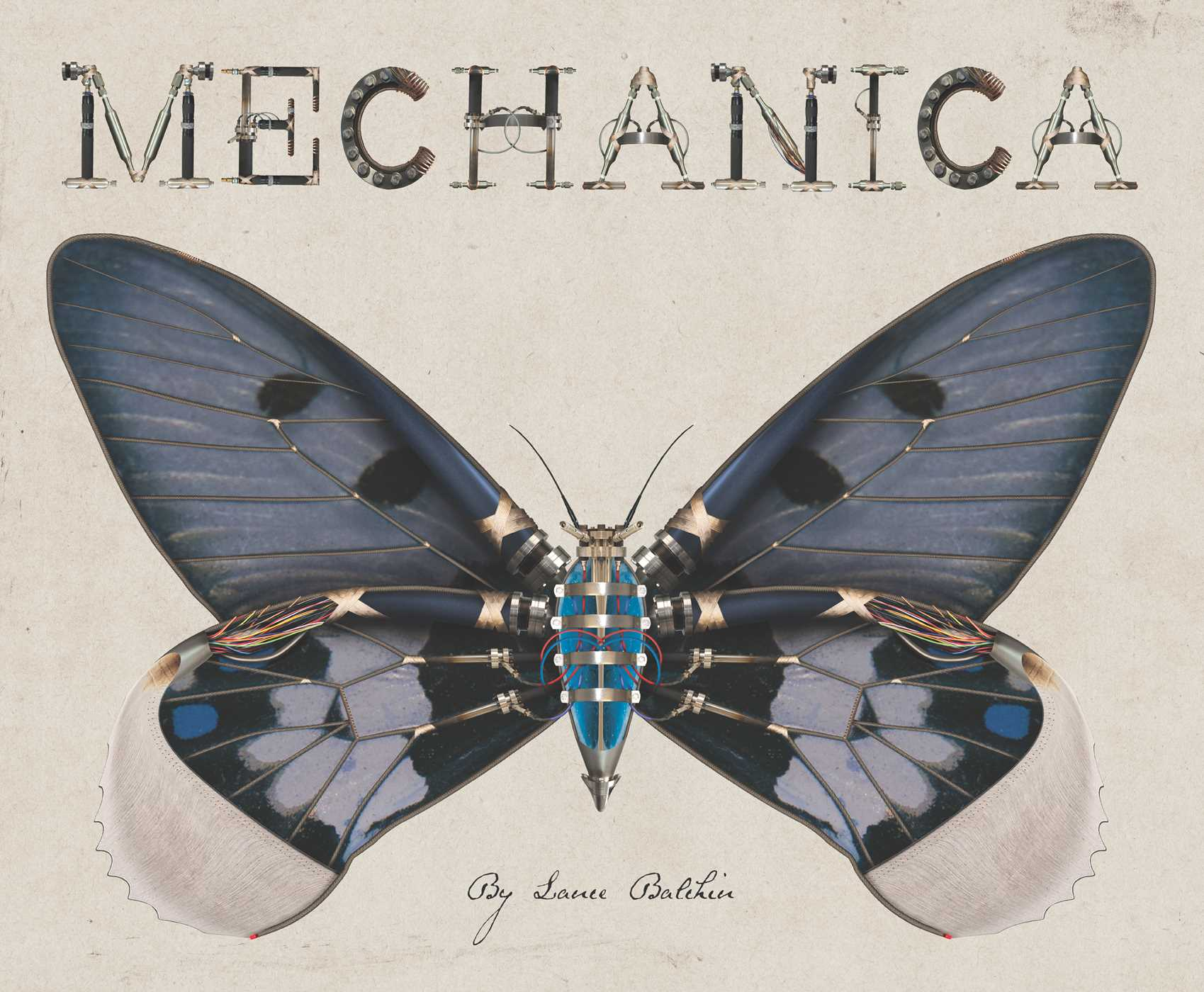 Image result for mechanica by lance balchin
