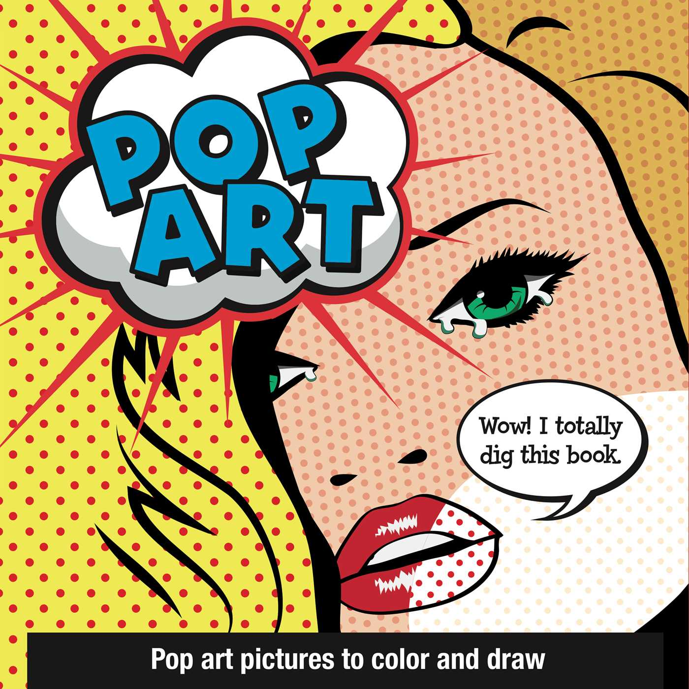 Book Cover Image Jpg Pop Art