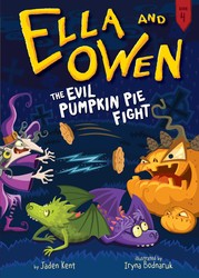 #4: The Evil Pumpkin Pie Fight!