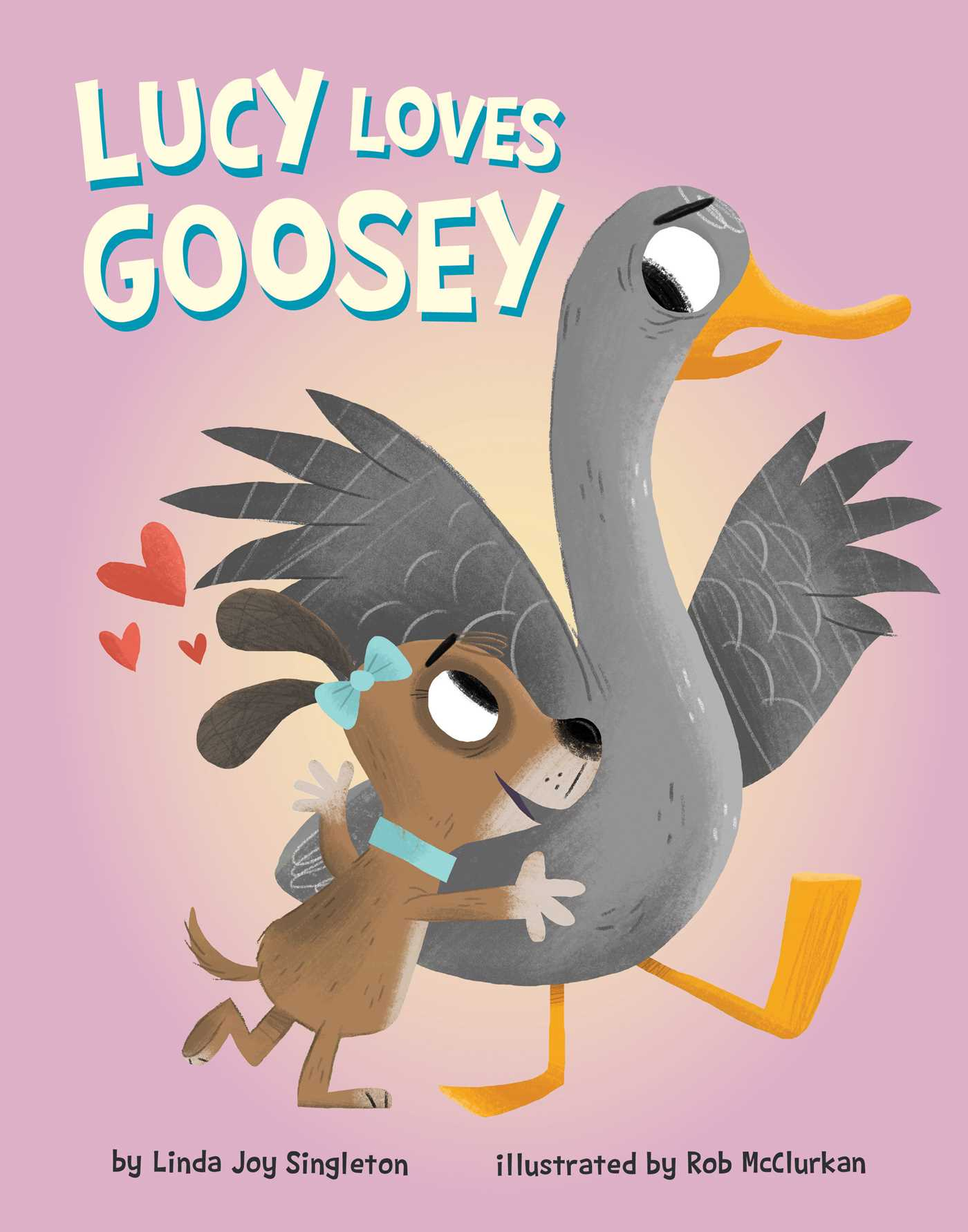Lucy loves goosey 9781499803969 hr