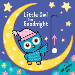 Little Owl Says Goodnight