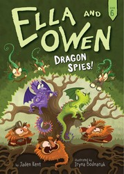 Ella and Owen 6: Dragon Spies!