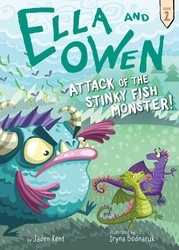 #2: Attack of the Stinky Fish Monster!