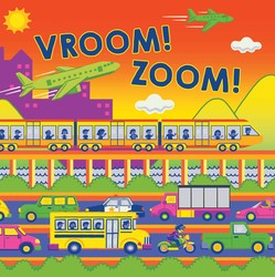 Vroom! Zoom!
