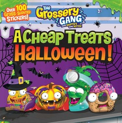 The Grossery Gang: A Cheap Treats Halloween!