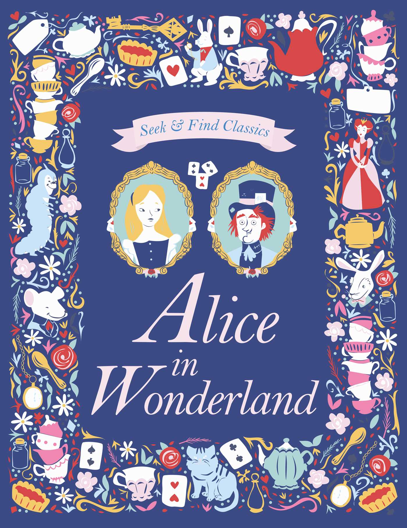 a review of lewis carrolls novel alice in wonderland Book review: alice in wonderland (alice's adventures in wonderland book #1) by lewis carroll 1420  you'll love lewis carroll's alice in wonderland.