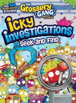 The Grossery Gang: Icky Investigations: Seek and Find