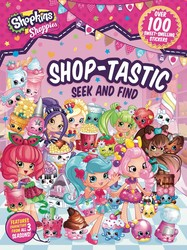Shoppies Shop-tastic Seek and Find