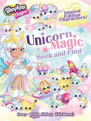 Shoppies Unicorn Magic Seek & Find