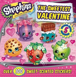 Shopkins The Sweetest Valentine