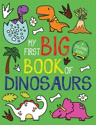 My First Big Book of Dinosaurs