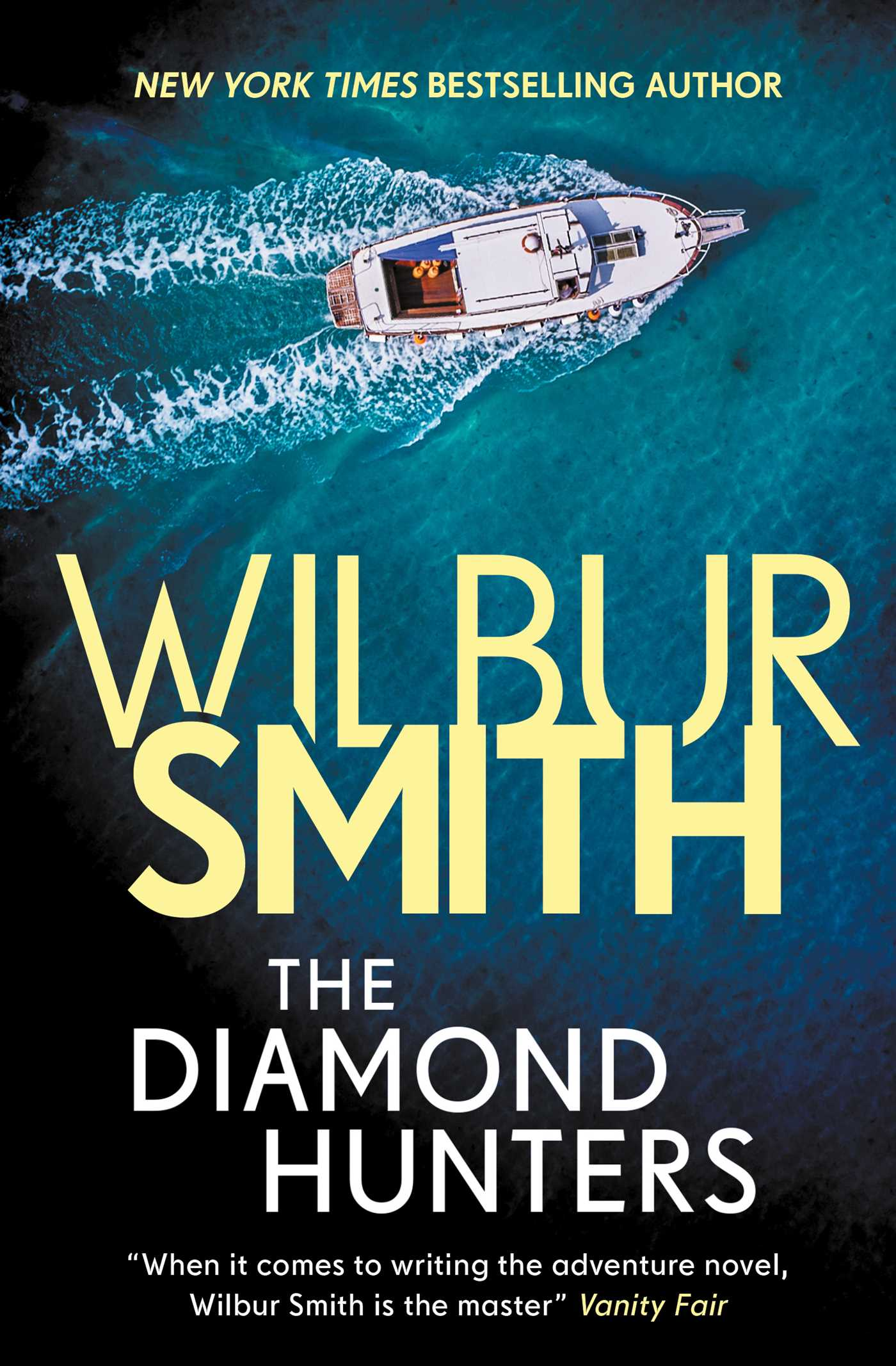 The diamond hunters 9781499860238 hr
