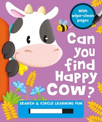 Can You Find Happy Cow?