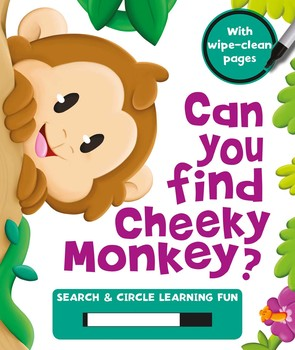 Can You Find Cheeky Monkey?