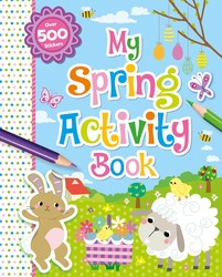 My Spring Activity Book