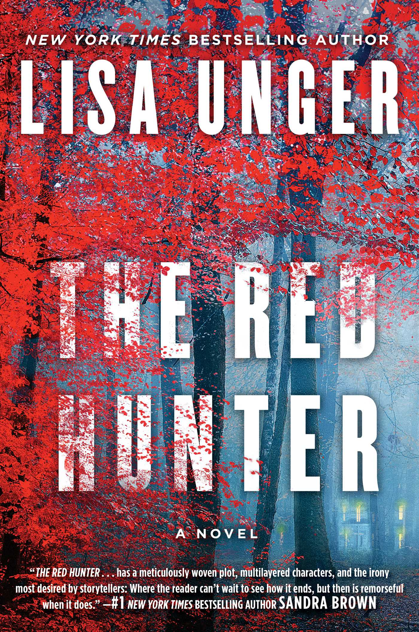 The red hunter 9781501101670 hr