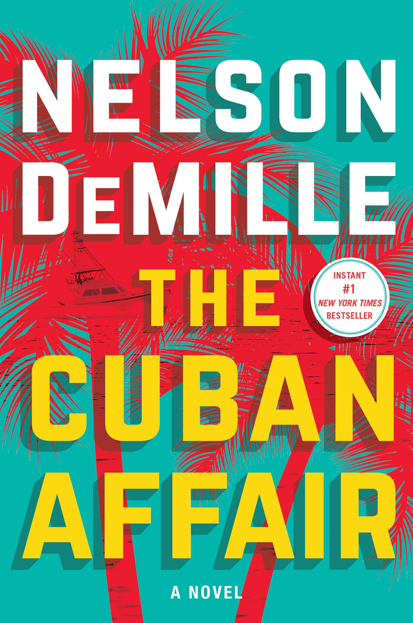 the cuban affair book by nelson demille official