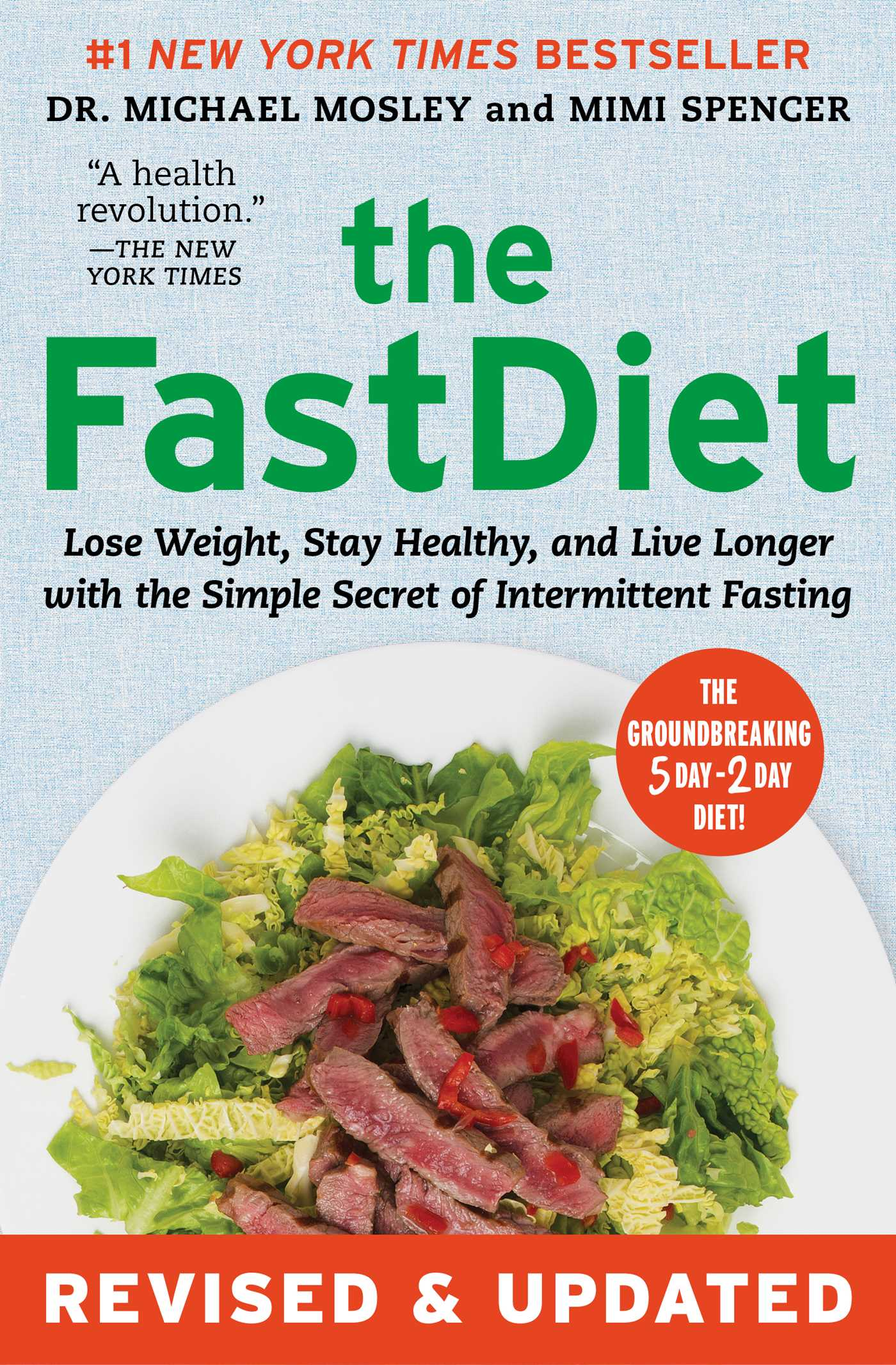 The fastdiet revised updated 9781501102011 hr