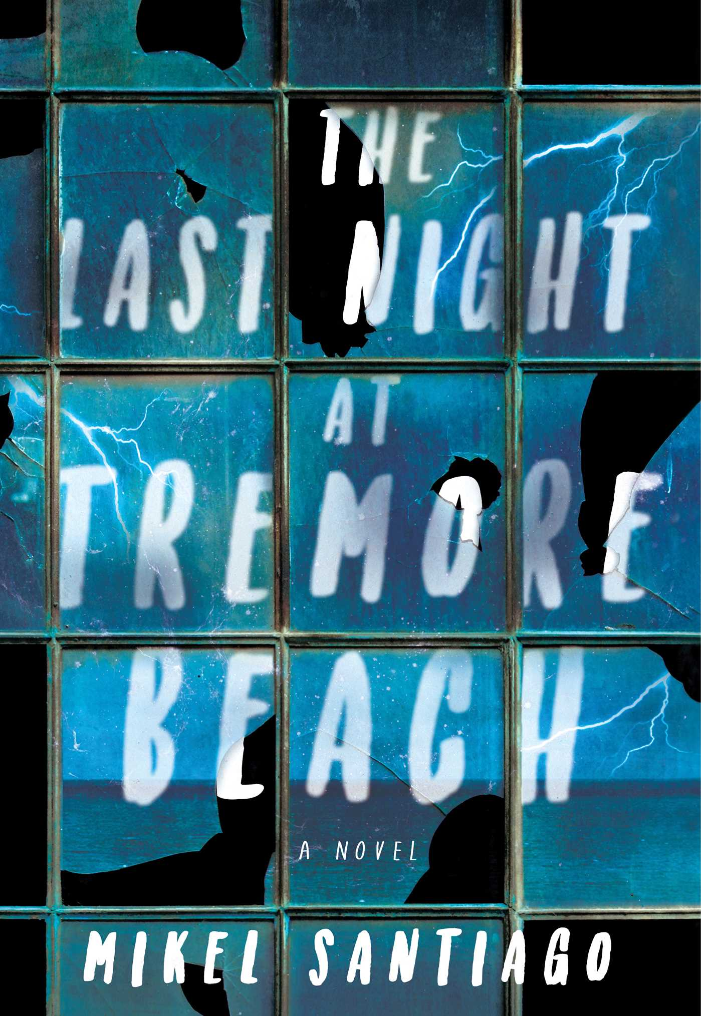 The last night at tremore beach 9781501102240 hr