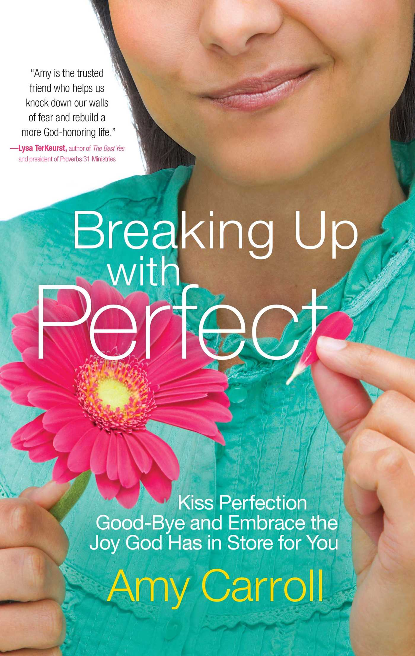 Breaking up with perfect 9781501102950 hr