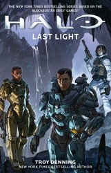 Last Light book cover