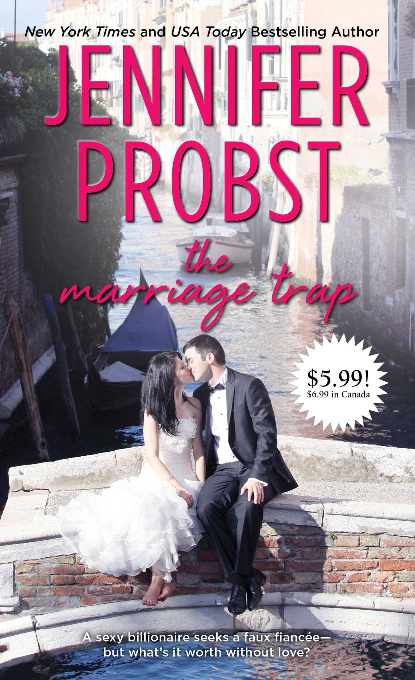 Marriage Trap book cover