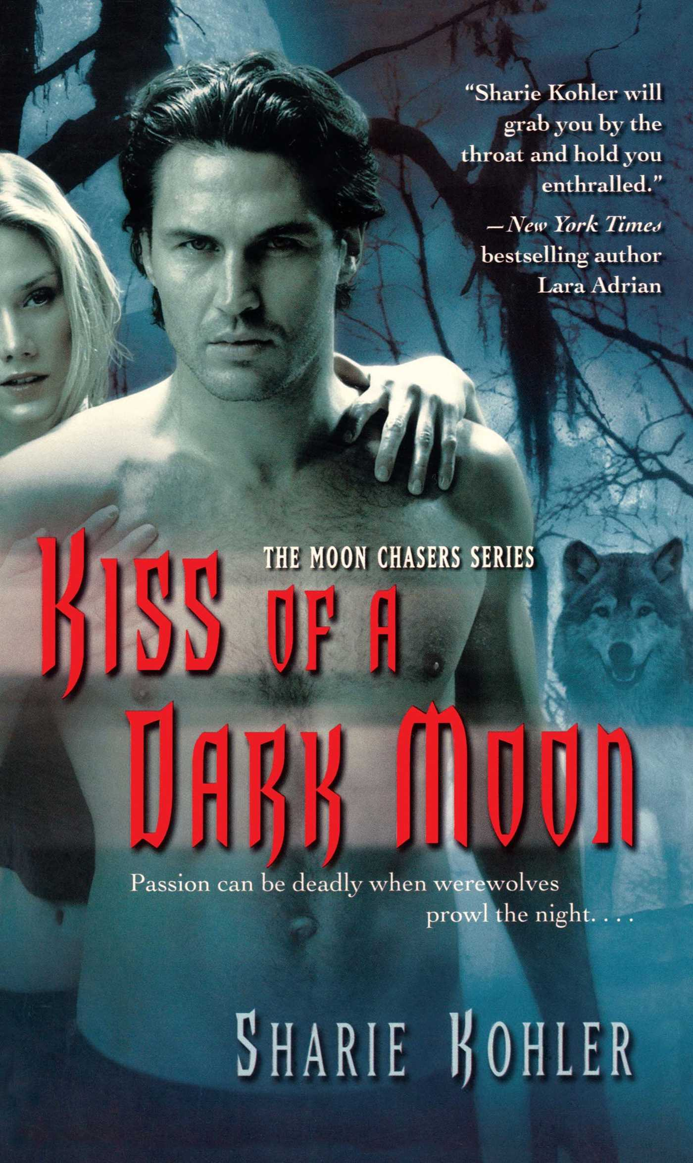 Kiss of a dark moon 9781501104374 hr