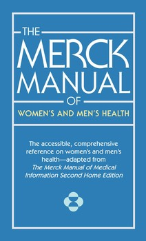 The Merck Manual of Women's and Men's Health