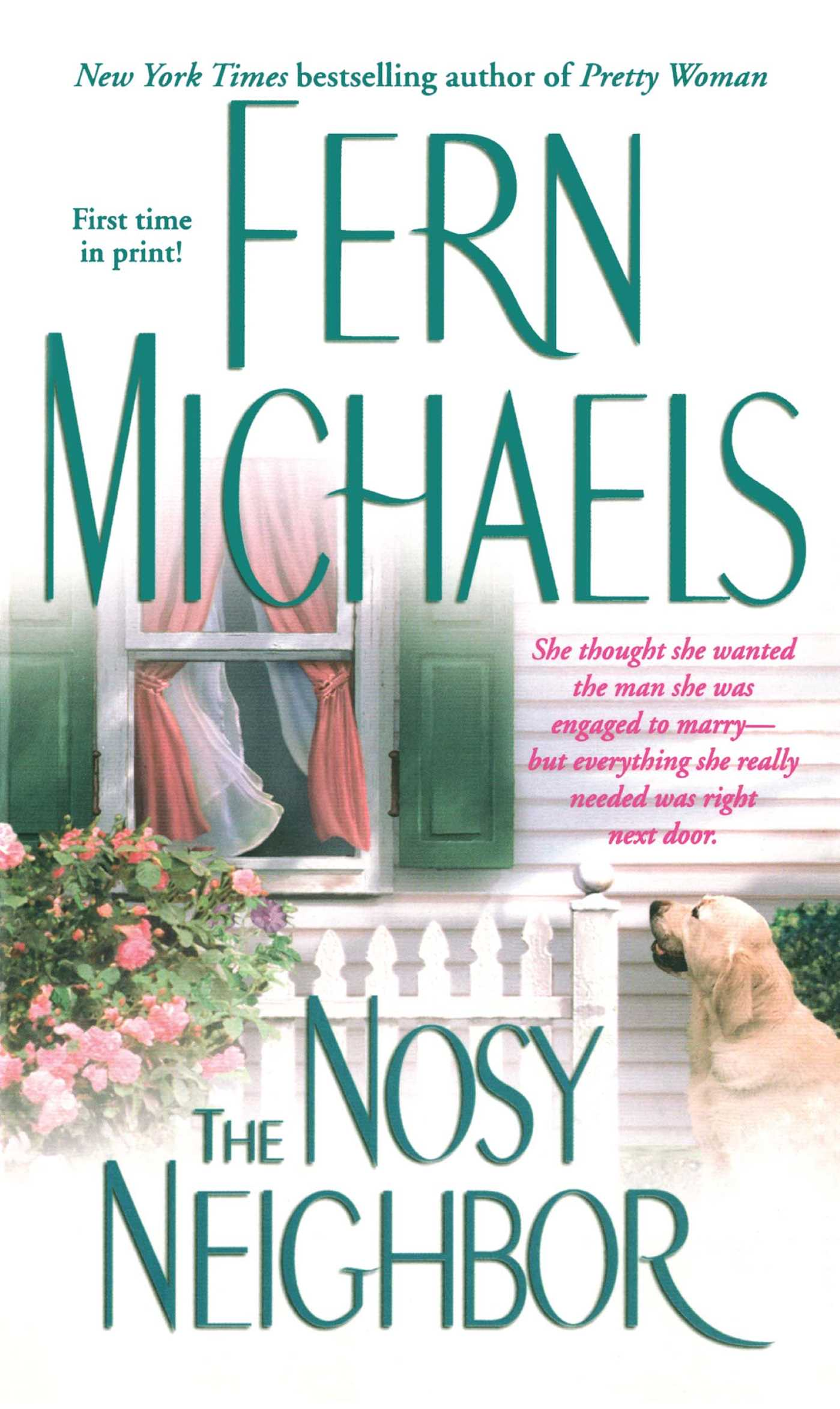 The nosy neighbor book by fern michaels official publisher nosy neighbor 9781501104619 hr fandeluxe Ebook collections
