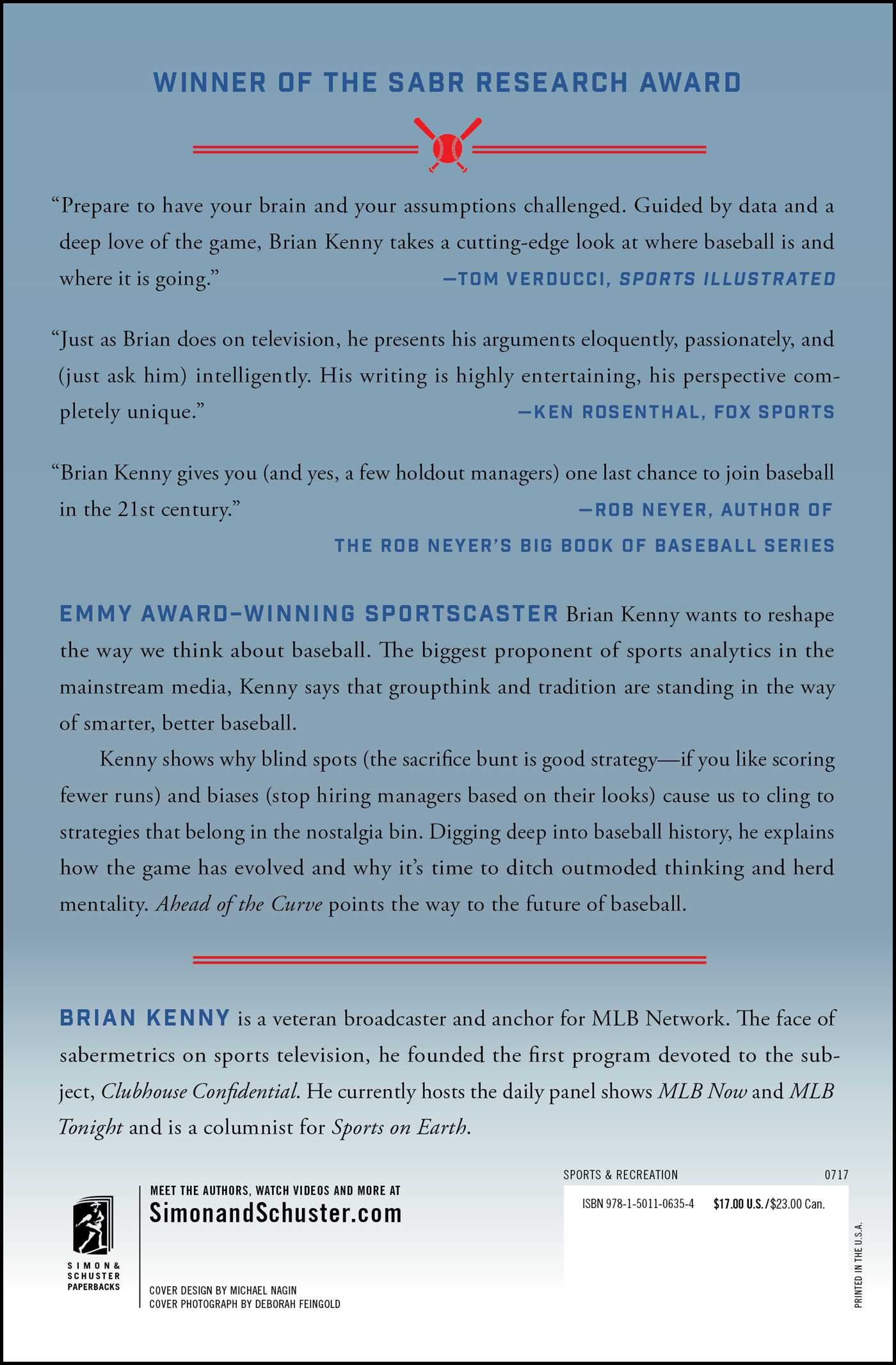 Ahead Of The Curve Book By Brian Kenny Official Publisher Page