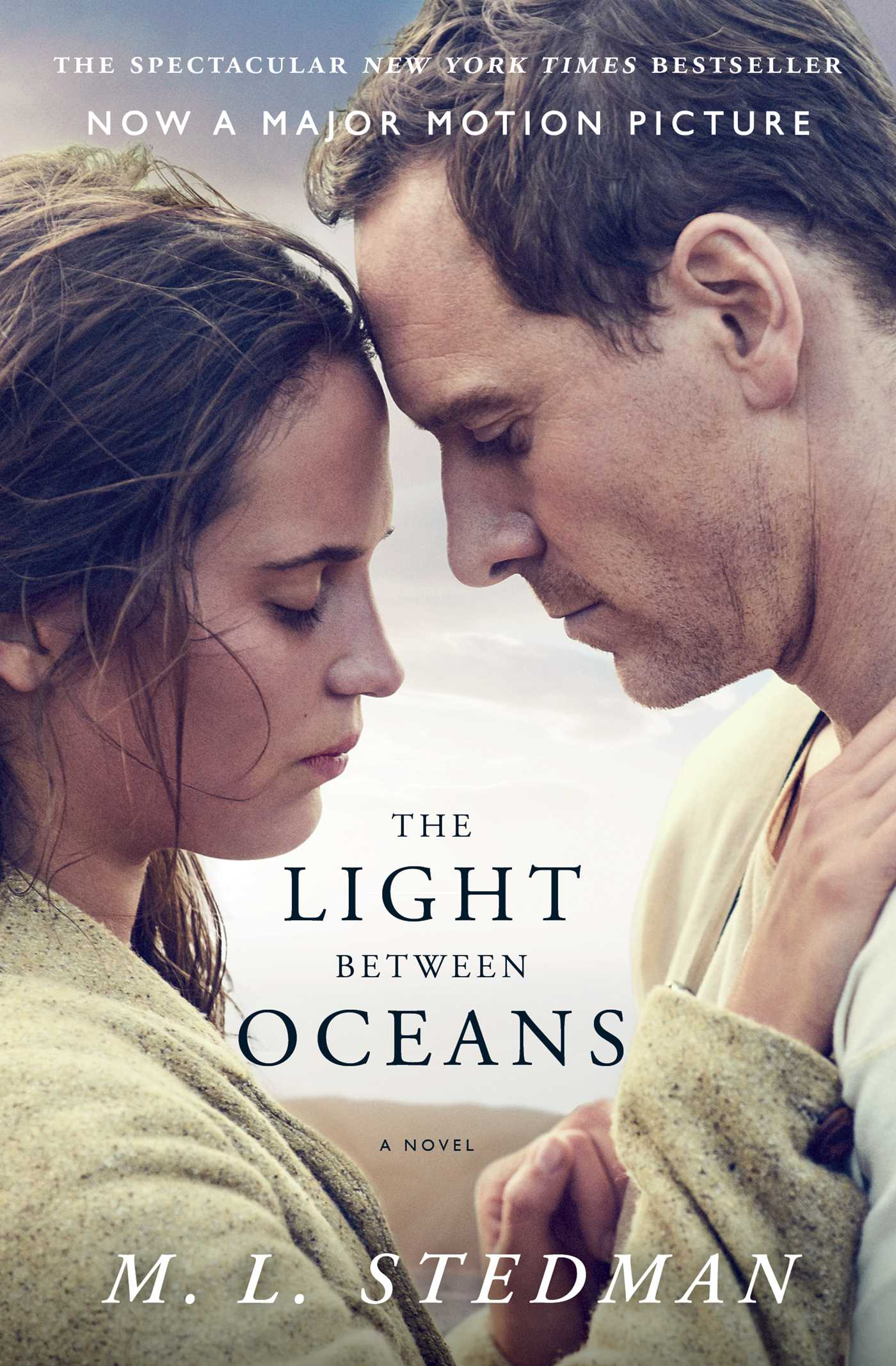 The light between oceans 9781501106484 hr
