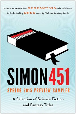 Simon451 Spring 2015 Preview Sampler